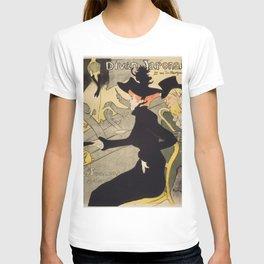 """Henri de Toulouse-Lautrec """"Divan Japonais"""" T-shirt"""