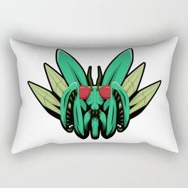 Esports Mascot Logo Team Mantis Squad Rectangular Pillow