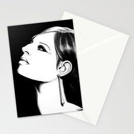 Barbra Streisand  Stationery Cards