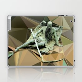 Angel beard morten  Laptop & iPad Skin