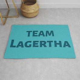 Team Lagertha Rug