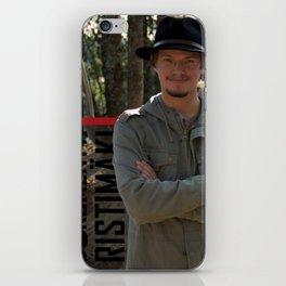 Ilari Aalto - Dokumentti Ristimäki iPhone Skin