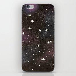 Virgo Constellation iPhone Skin