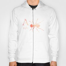 A is for Ant; Hoody
