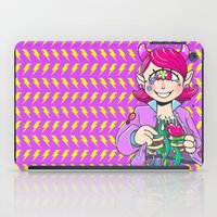 cyclops iPad Cases featuring Cyclops organs by Thais Magnta Canha