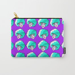 Annie B. Frank The Jewish Drag Queen by Henry Art Carry-All Pouch