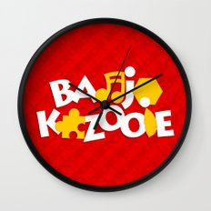 Banjo-Kazooie - Red Wall Clock