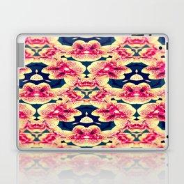 Kaleidoscope Orchids Laptop & iPad Skin
