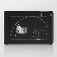 fibonacci iPad Cases featuring Close To Perfect by Jacques Maes