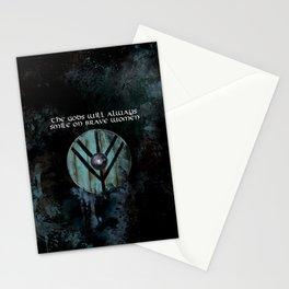 Lagertha, Shieldmaiden Stationery Cards