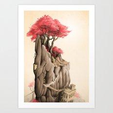 Revenge of the Nature VI: Sanctuary Art Print