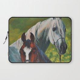 Horses Laptop Sleeve