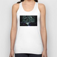 photograph Tank Tops featuring Photograph 3 by Mauricio De Fex