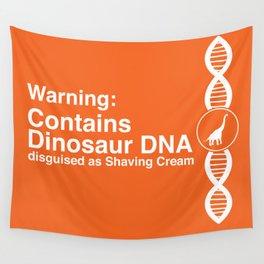 Dinosaur DNA Wall Tapestry