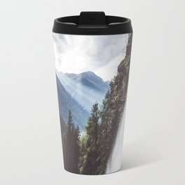 Behind Stuibenfall Travel Mug