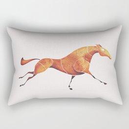 Horse 2 Rectangular Pillow