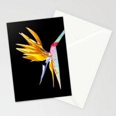 Bird of Paradise Flower Stationery Cards
