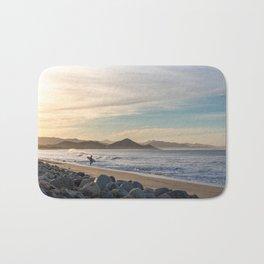 Baja Sunrise Surf Bath Mat