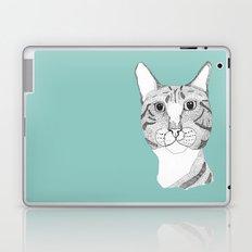 Tabbycat Laptop & iPad Skin