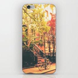New York City Summer iPhone Skin