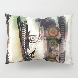 City Lost Pillow Sham