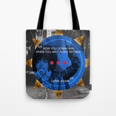 Lauryn Hill tribute  Tote Bag