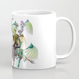 Legend of Dragoon Dragoons Kaffeebecher