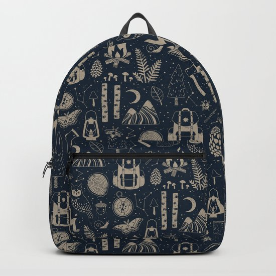 Into the Woods: Stargazing Backpack