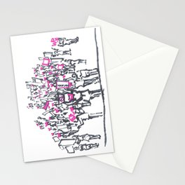 Women's March on Washington Stationery Cards