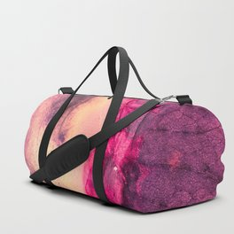 Sunny Spring | Abstract Duffle Bag