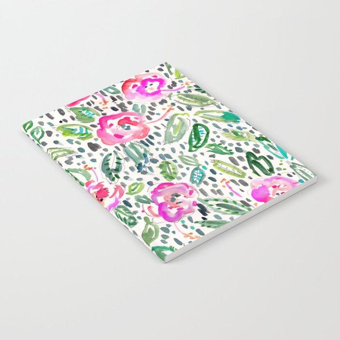 Hibiscus Frolic Notebook