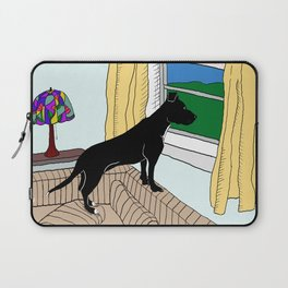Pitbull Lookout Laptop Sleeve