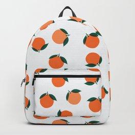 California Wild Oranges Backpack
