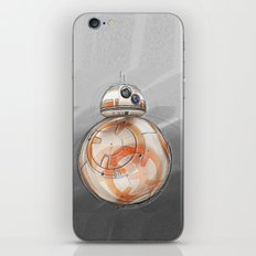BB8 - on the move iPhone Skin