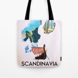 Scandinavia Tote Bag