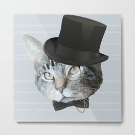 Sir LeMiez Metal Print