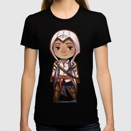 Assassin's Creed Connor Kenway Chibi T-shirt