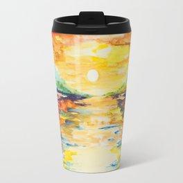 Color of Paradise Travel Mug