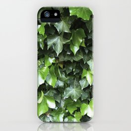 Evergreen Ivy iPhone Case