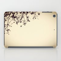 silhouette iPad Cases featuring Silhouette by Skye Zambrana