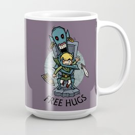 Legend of Zelda Wind Waker FREE HUGS T-Shirt Coffee Mug