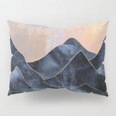 Mountainscape Pillow Sham