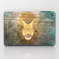 kangaroo iPad Cases featuring Kangaroo by Janice