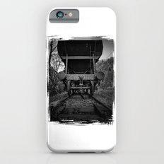 Old Railway Wagon Slim Case iPhone 6s