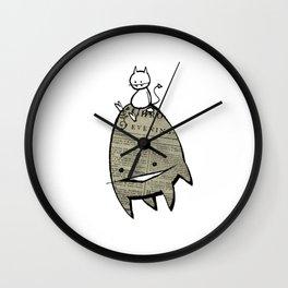 minima - joy ride Wall Clock