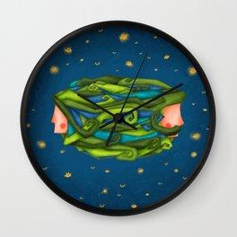 Combined Wall Clock