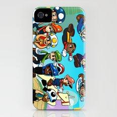 Super Mongoose Bros. Slim Case iPhone (4, 4s)