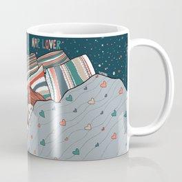 Nap Lover Coffee Mug