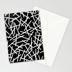 Kerplunk Black and White Stationery Cards