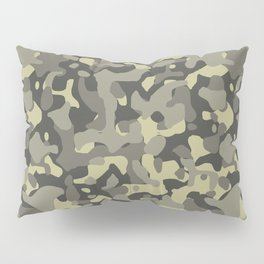 Camouflage Pillow Sham